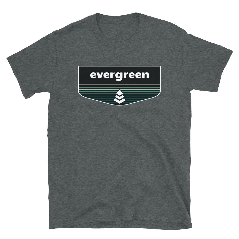 evergreen Flagship Tee - Evergreen