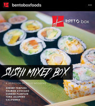 Load image into Gallery viewer, BENTO BOX RESTAURANT BY CHEF SCOTT AMES