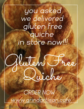 Load image into Gallery viewer, GLUTEN FREE