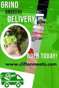 GIND GROCERY DELIVERY
