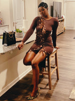 Load image into Gallery viewer, Diana Lace Up | Dress