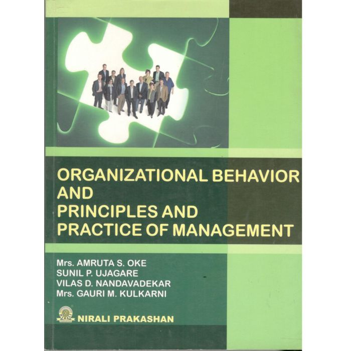 Principles and Practices of Management and Organizational Behaviour (English, Paperback) - BooksKart