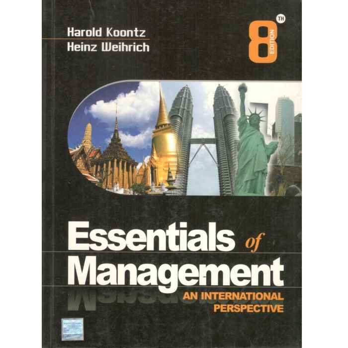 Essentials of Management (Harold Koontz) - BooksKart