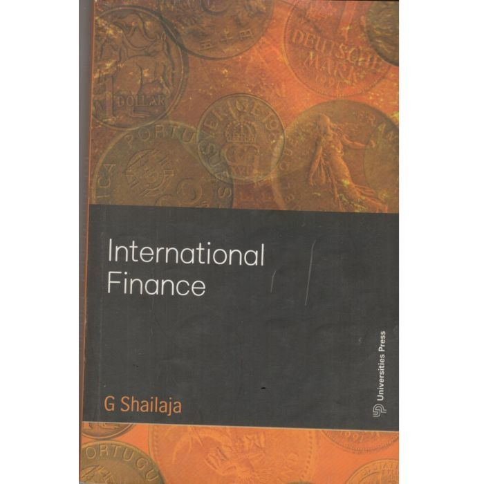 International Finance Paperback By G Shailaja - BooksKart