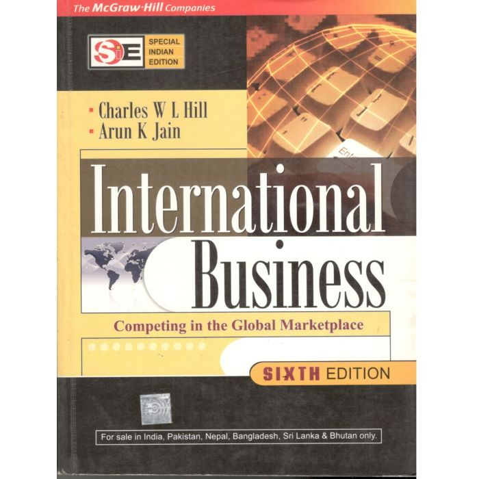International Business - Competing is the Global Marketplace - BooksKart