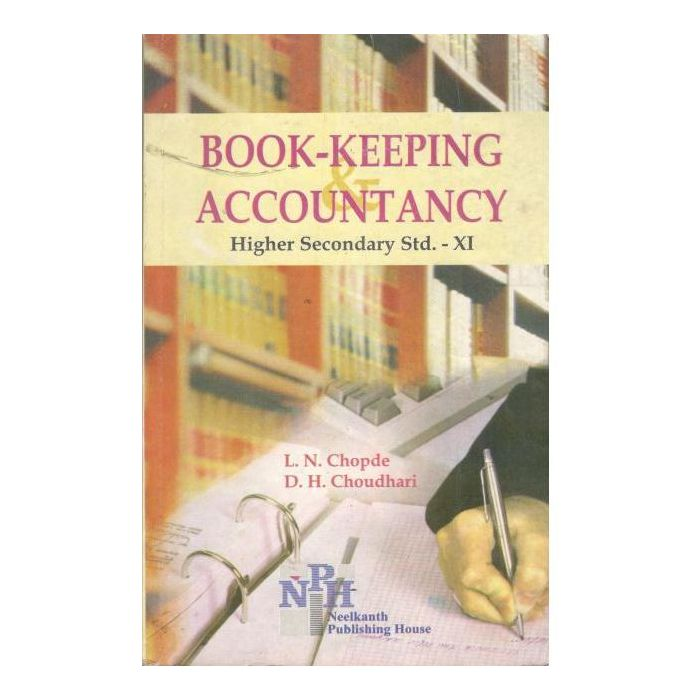 Books Keeping Accountancy - BooksKart