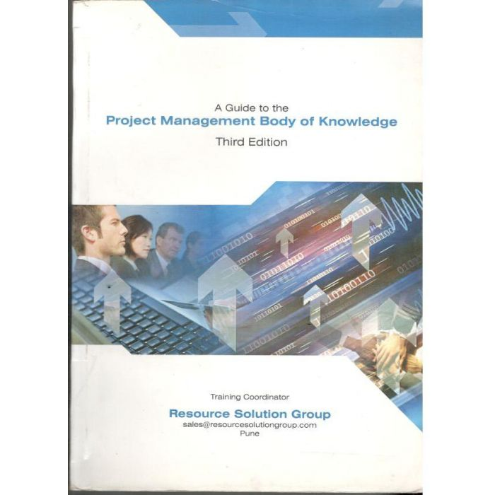 Project Management Body of Language by Resource Solution Group 3rd Edition - BooksKart