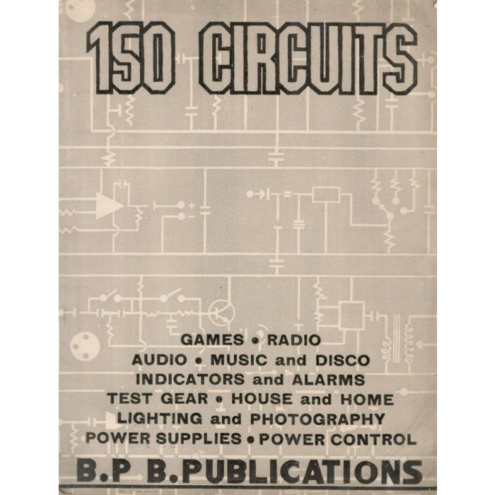 150 Circuits BP Publication - BooksKart