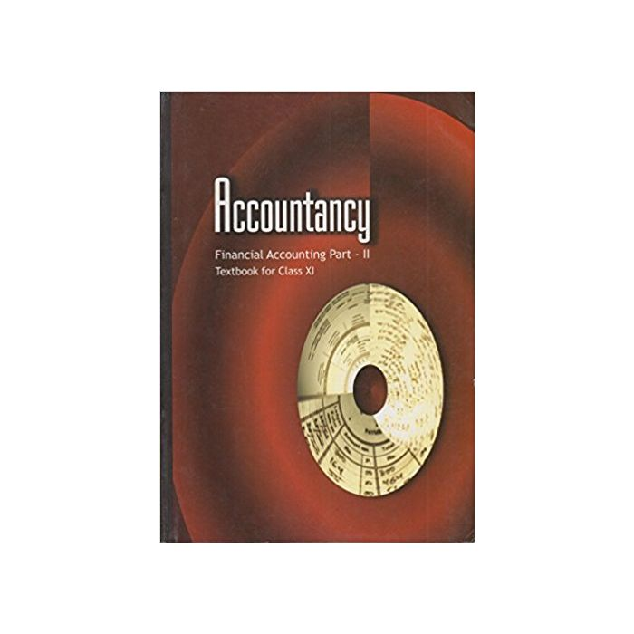 Accountancy Financial Accounting Part - 2 for Class - 11- 11112 - BooksKart