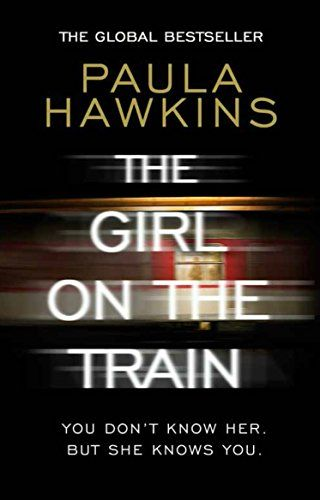The Girl on the Train by Paula Hawkins - BooksKart