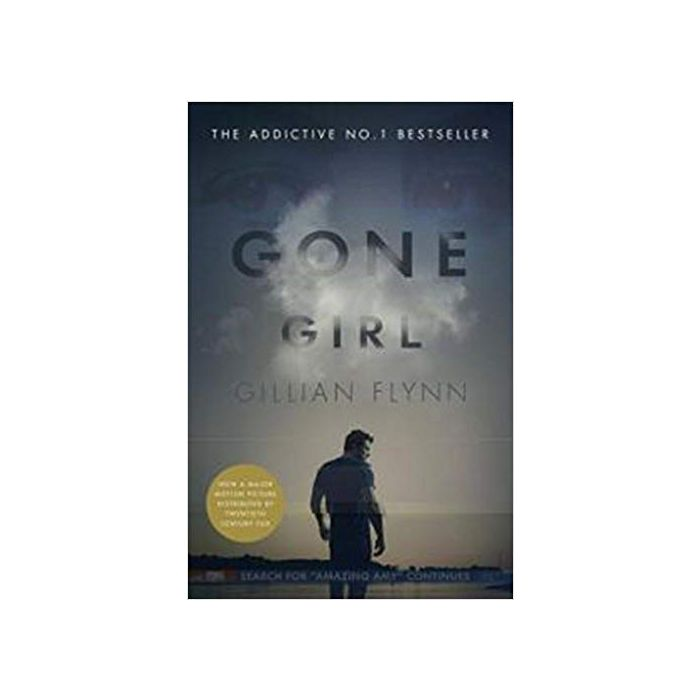 Gone Girl Paperback – 2014 - BooksKart