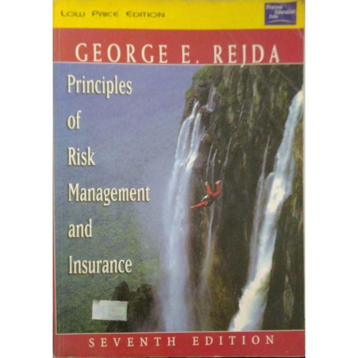 Principles of Risk Management and Insurance 10th Edition (English, Paperback, Rejda) - BooksKart