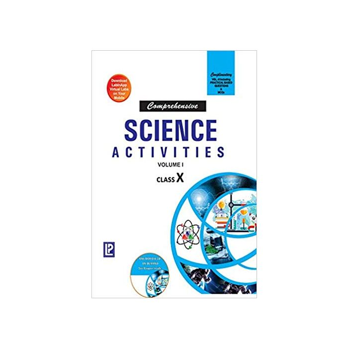 Comprehensive Science Activities - Class X - Used - BooksKart