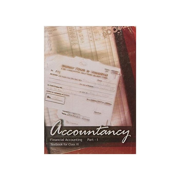 Accountancy Financial Accounting Part - 1 Textbook for Class - 11- 11110 Paperback – 2015 - BooksKart
