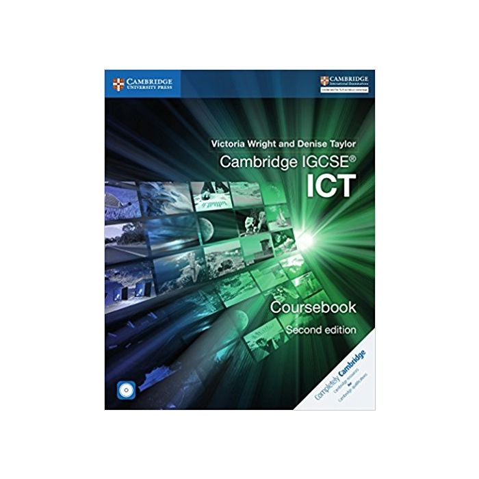 Cambridge IGCSE ICT Coursebook with CD-ROM (Cambridge International IGCSE) - BooksKart