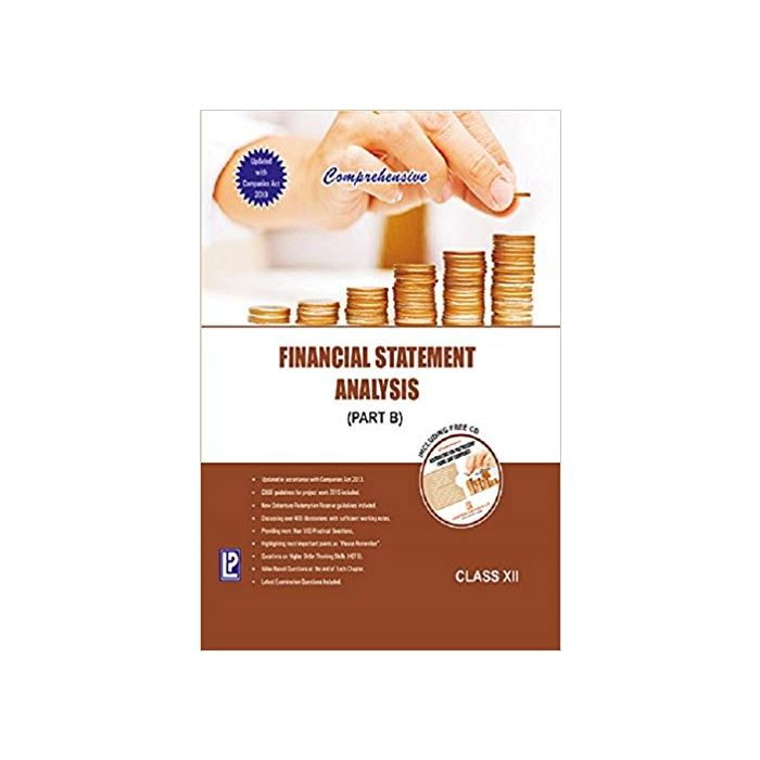 Comprehensive Financial Statement Analysis (Part B) - BooksKart