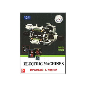 Electric Machines 4th Edition 978-0-07-069967-0 - BooksKart
