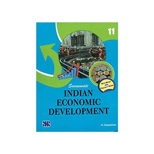 Indian Economic Development - 11: Educational Book Perfect Paperback - BooksKart