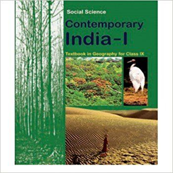 Social Science Contemporary India - I for Class - 9 - BooksKart