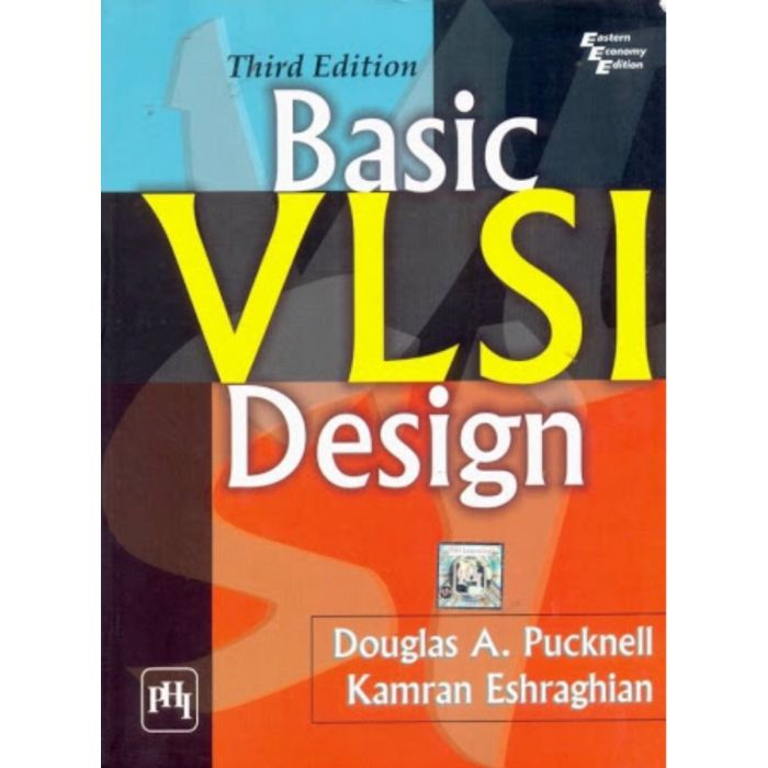 Basic VLSI Design 3rd edition - BooksKart