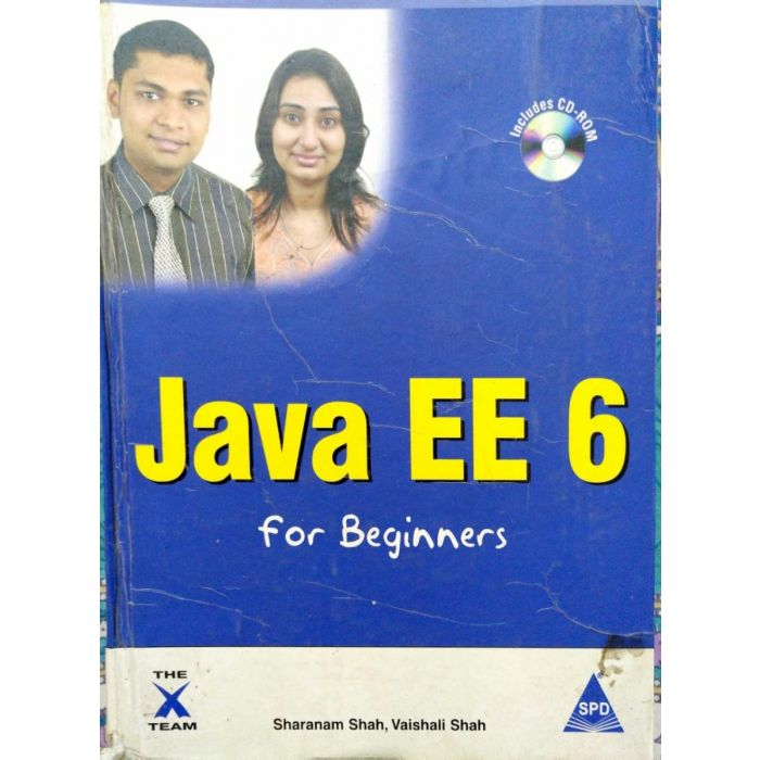 Java EE 6 for Beginners by Sharanam Shah - BooksKart