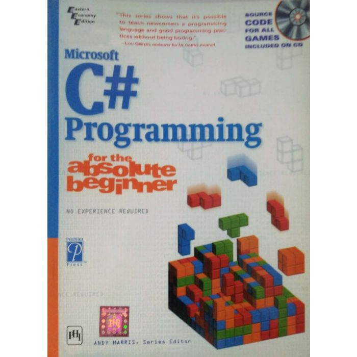 Microsoft C# Programming for absolute beginners - BooksKart