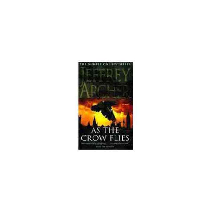AS THE CROW FLIES by Jeffrey Archer - BooksKart