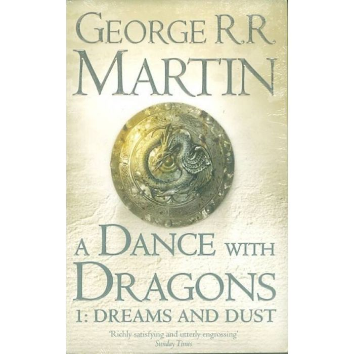 A Dance with Dragons - George Martin - BooksKart