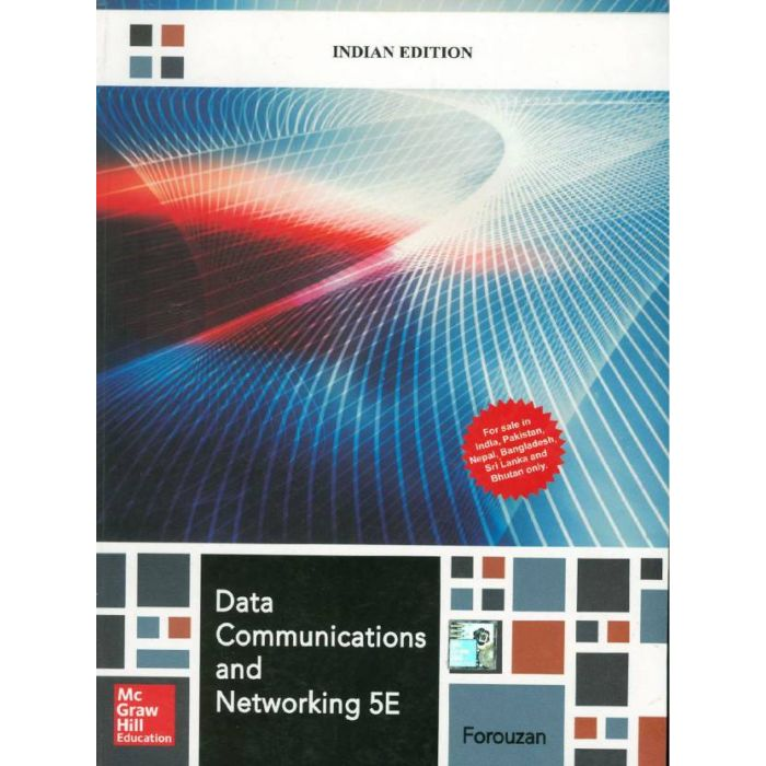 Data Communication and Networking 5th ed. - Forouzan (ISBN-13: 9781259064753) - BooksKart
