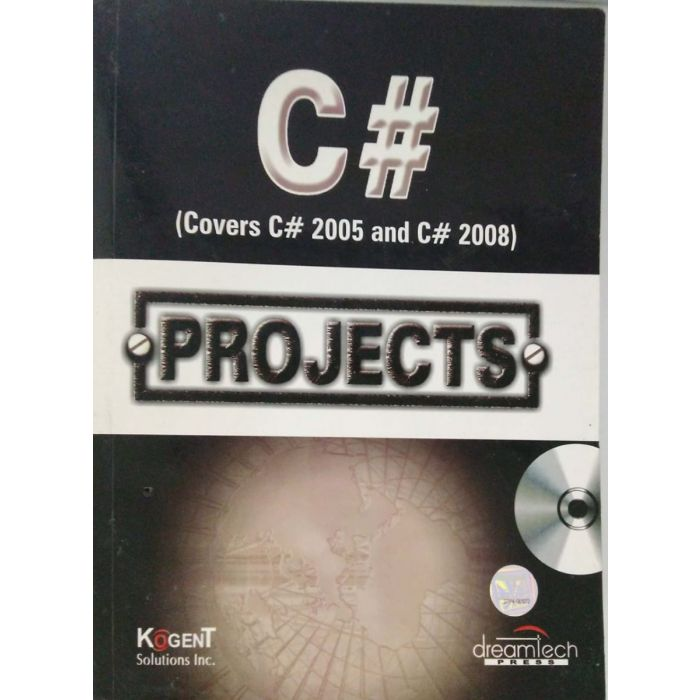 C# Projects by Dreamtech Press with CD - BooksKart