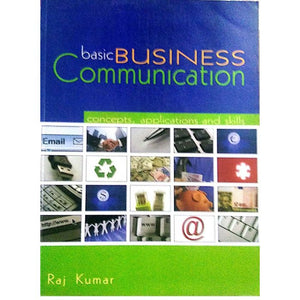 Business Communication: Basic Concepts - BooksKart