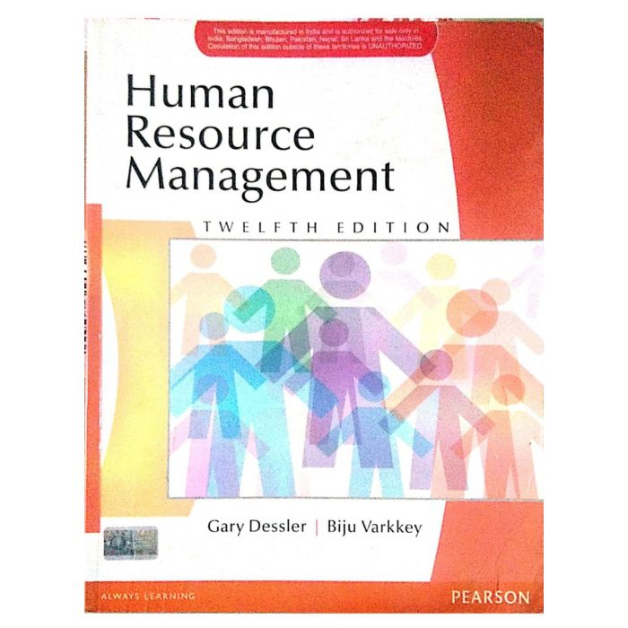 Human Resource Management 12 th Edition - BooksKart