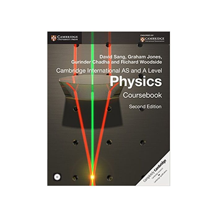 Cambridge International AS and A Level Physics Coursebook without CD-ROM (Cambridge International Examinations) Paperback – 7 Aug 2014 - BooksKart