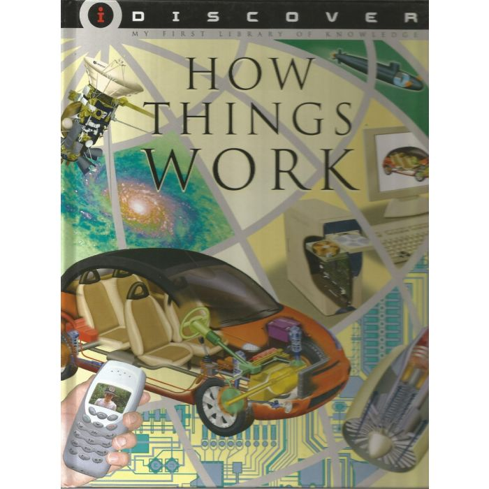 Discover How Things Work - BooksKart
