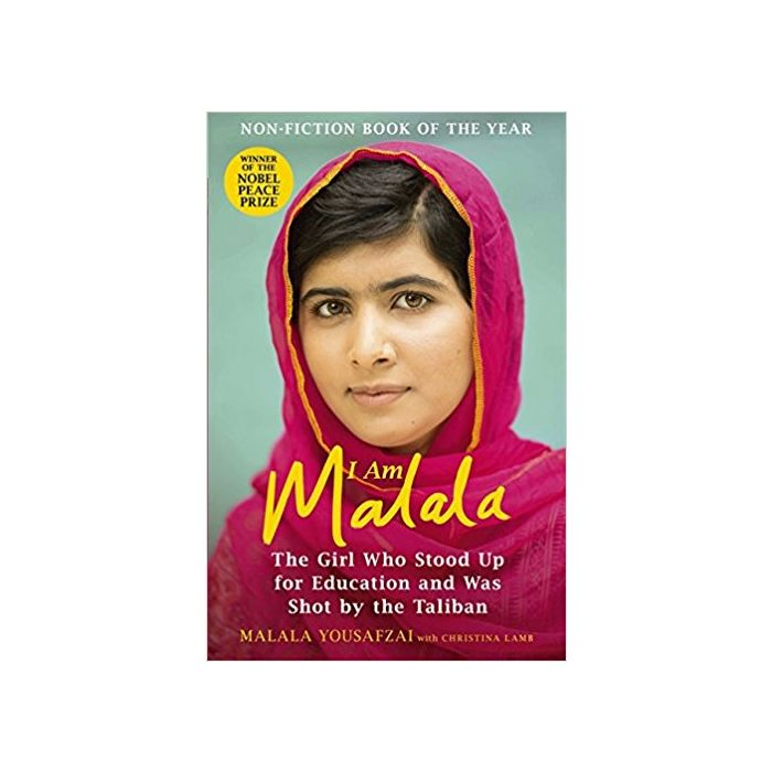 I Am Malala - Paperback (Used) - BooksKart
