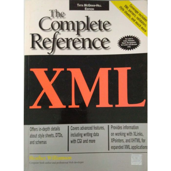 XML: The Complete Reference - BooksKart