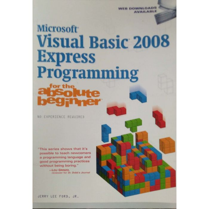 Microsoft Visual Basic 2008 for the absolute Beginner's - BooksKart