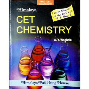 Himalaya CET Chemistry by AY Waghale - BooksKart