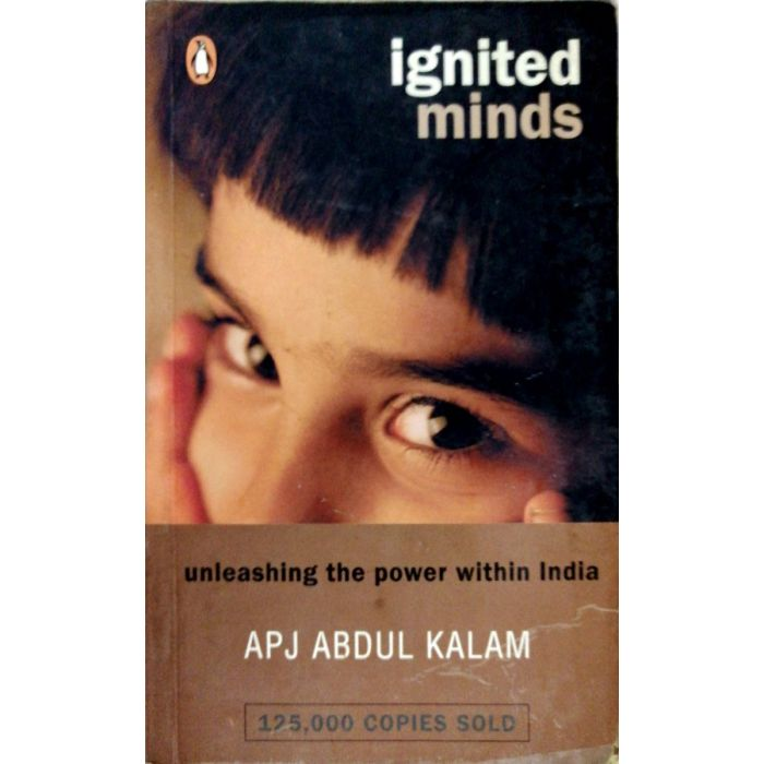 IGNITED MINDS : UNLEASING THE POWER WITHIN INDIA / BY A P J ABDUL KALAM - BooksKart
