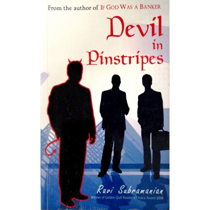 Devil in Pinstripes by Ravi Subramanian - BooksKart