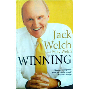 Winning: The Ultimate Business How-To Book by Jack Welch - BooksKart