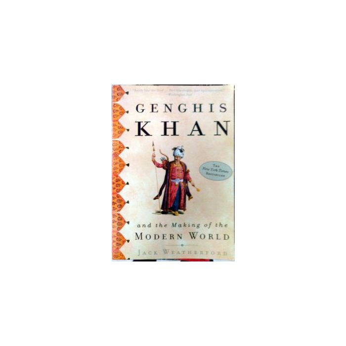 Genghis Khan and the Making of the Modern World Paperback - BooksKart