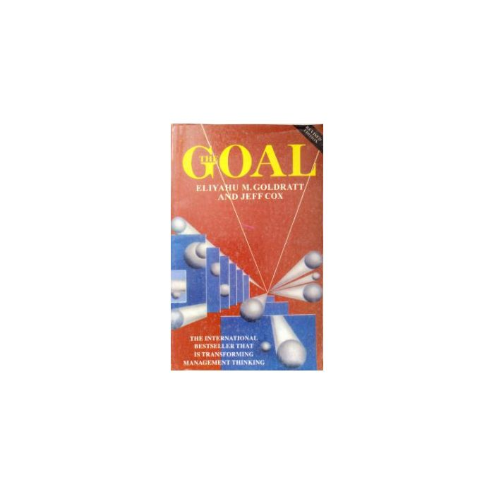 THE GOAL book by Jeff Con - BooksKart