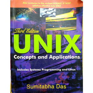 Unix - Concepts and Application 3rd Edition - BooksKart