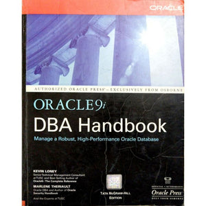Oracle DBA Handbook by Kevin Loney - BooksKart
