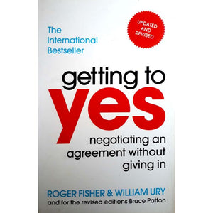 Getting to Yes - BooksKart