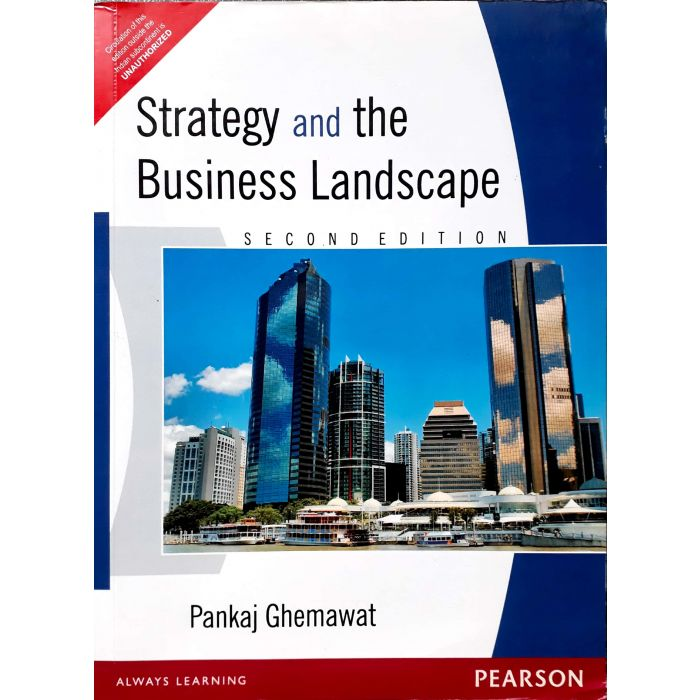 Strategy and the Business Landscape - BooksKart