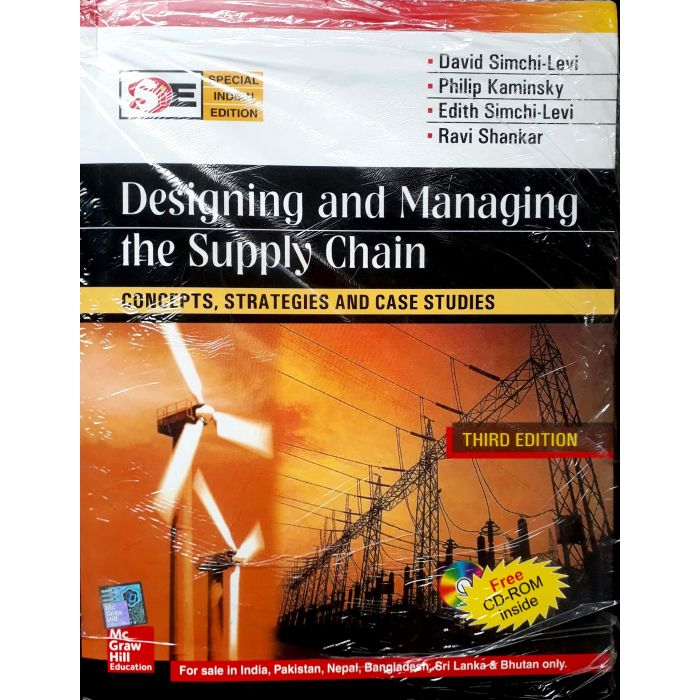 Designing and Managing the Supply Chain - BooksKart