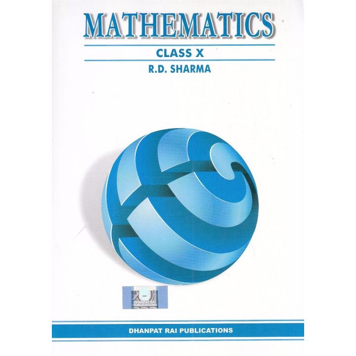 R.D Sharma Maths Class 10th - BooksKart