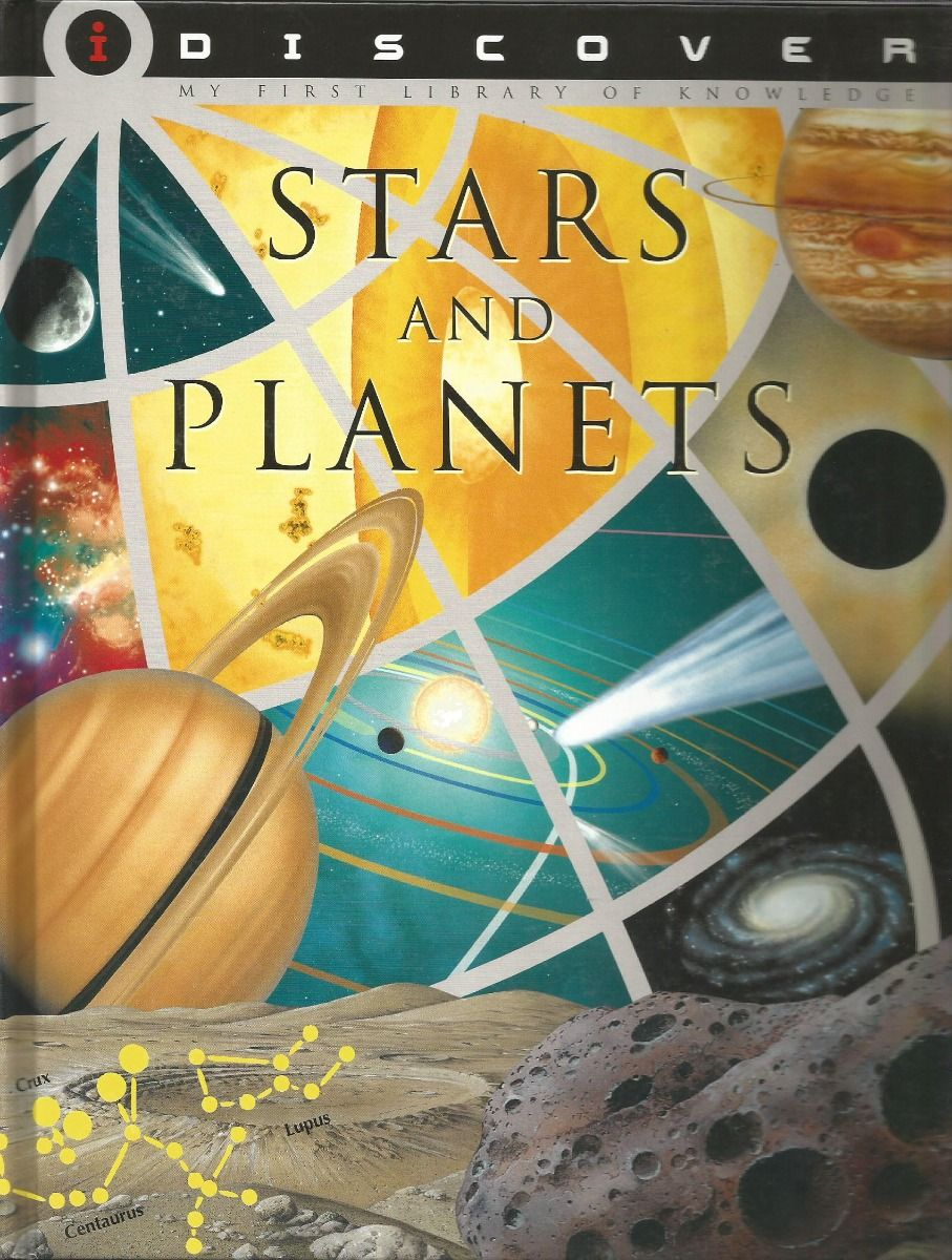 Discover Stars and Planets - BooksKart
